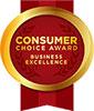 Lauréat du Choix du Consommateur